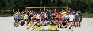 BeachkorfballGruppenbild