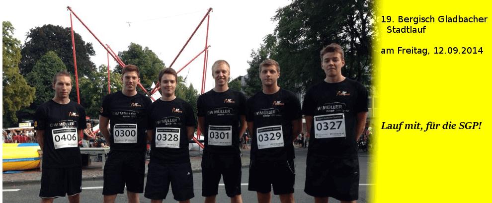 Bergisch Gladbacher Stadtlauf 2014