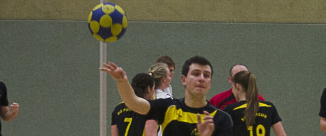 Johannes Kaesbach SG Pegasus Korfball