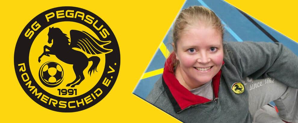 Neue Trainerin: Laura Sinjou übernimmt Pegasus 1