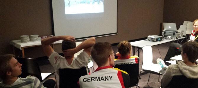 WM-Tagebuch   #4 Domi berichtet vom letzten Gruppenspieltag