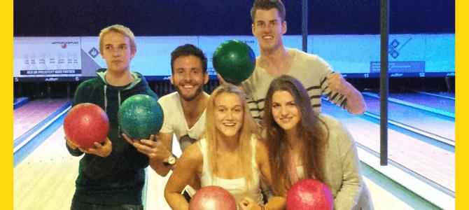 WM-Tagebuch | #8 Domi erzählt von Markt und Bowling