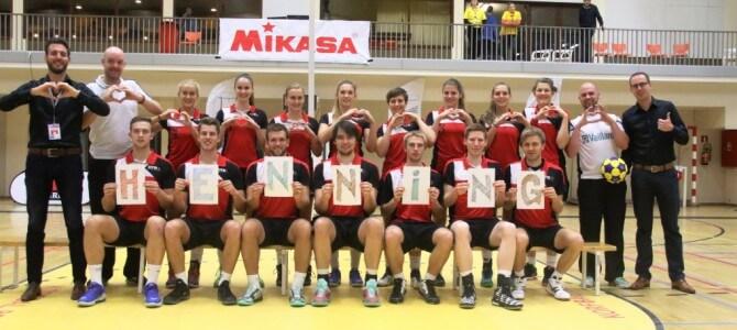 WM-Tagebuch | #9 Team Deutschland grüßt Henning Peuters