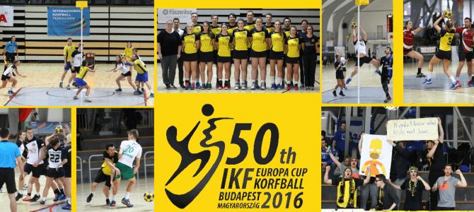 Siebter Platz beim EuropaCup in Budapest