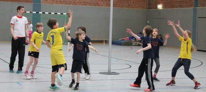 KIDS-Grundschulkorfballturnier 2016: Ein voller Erfolg