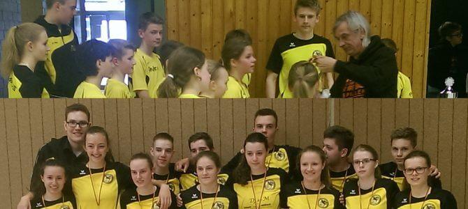 Deutscher Jugend Cup 2016: A- und D-Jugend verlieren