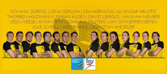 Hintergrundbild des Euroshield Kaders zum Download