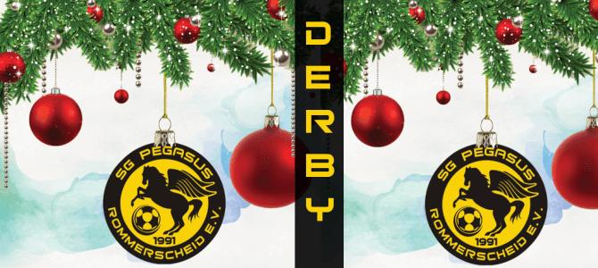 1. Advent: Heißer Derbyspieltag