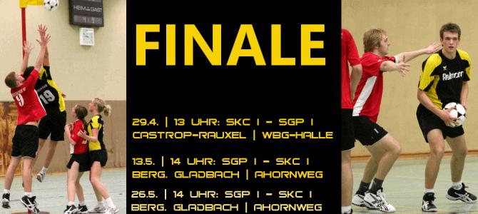 Projekt Titelverteidigung: Erstes Finalspiel, erster Sieg