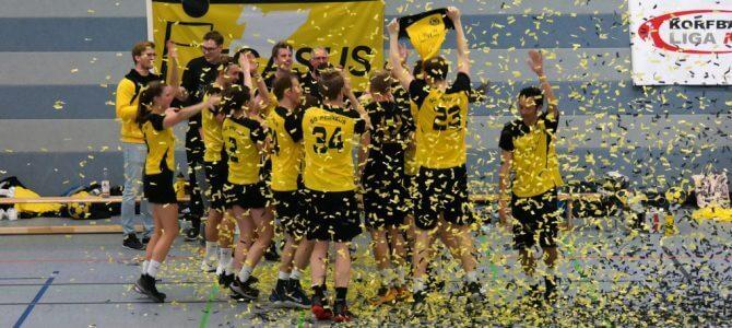 Peg4sus: Deutscher Korfball-Meister – zum vierten Mal