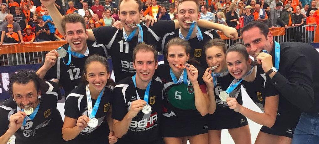 Sensation: Alle SGP-Nationalspieler holen EM-Medaillen