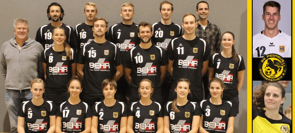 Pegasus schickt neun Nationalspieler zur Europameisterschaft