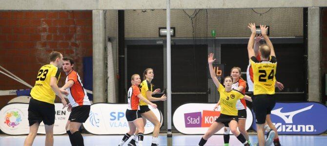 Pegasus wird Vierter beim Europa Cup in Belgien