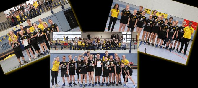 Pegasus richtet Deutschen Jugend Cup erfolgreich aus