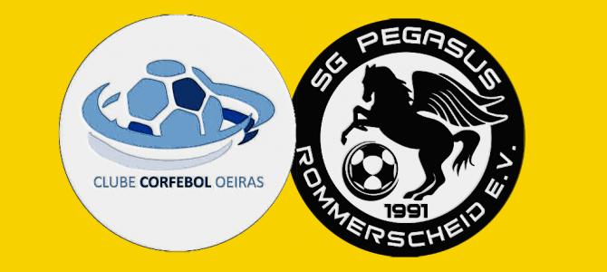 Wiedersehen mit Isa: Freundschaftsspiele gegen CC Oeiras Im Kleefeld