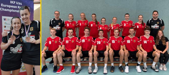 Deutschland U21 holt Bronze! EM-Bericht von Lea und Lena