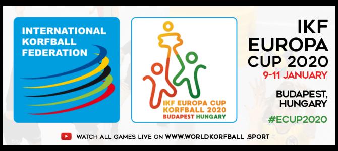 Pegasus reist zum Europa Cup nach Budapest