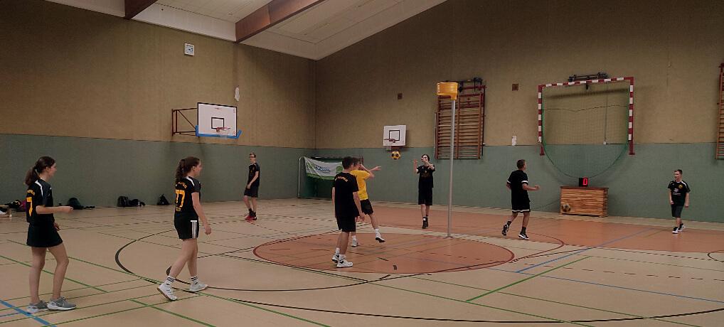 SG Pegasus in neue Korfball-Saison gestartet